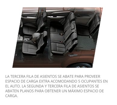 ISUZU MU-X DE AUTOCOM