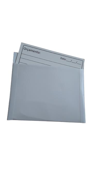 Porta cartão reciclado