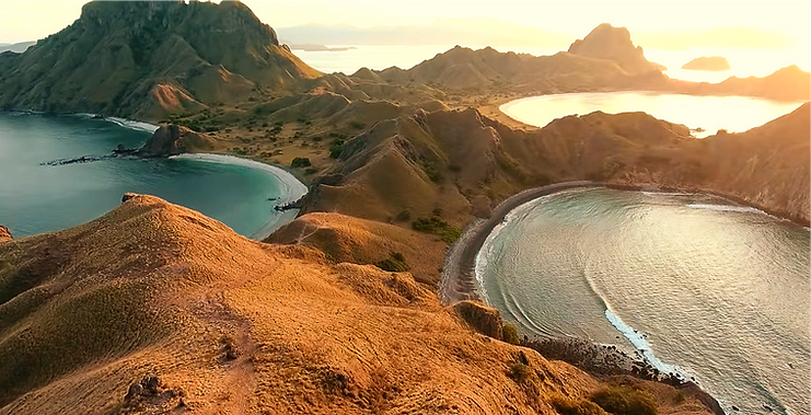 Sunrise at Padar with Komodo Boat Tour a