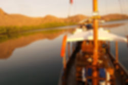 Komodo boat private charter liveaboard