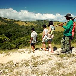 Komodo Dragon Tour a la isla de Rinca
