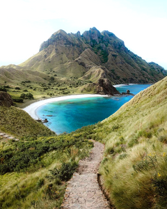 Padar island komodo, padar island tour in komodo, padar island from bali, Padar island hike.