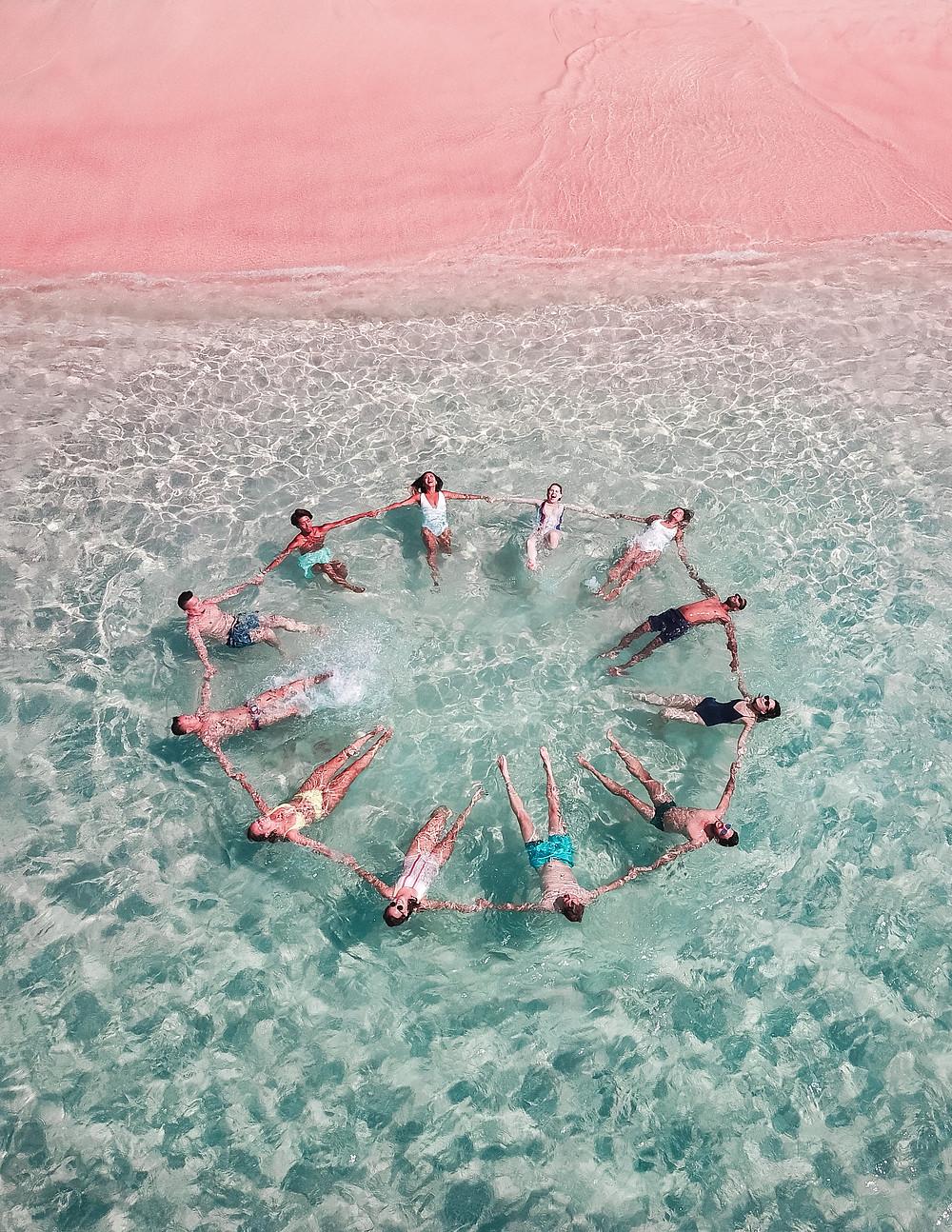 Komodo island Pink Beach. Pink beach Komodo. Komodo island tour pink beach.