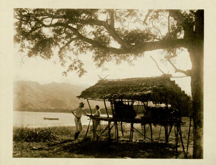 Komodo Island Tour with Laba Laba Boat. Private Liveaboard Tour Labuan Bajo