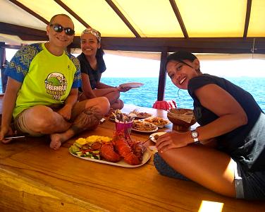 Mejor recorrido en barco por Komodo Viaje privado en grupo