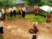 Desa Cecer in Labuan Bajo. Labuan Bajo Tour, FLores, Indonesia.