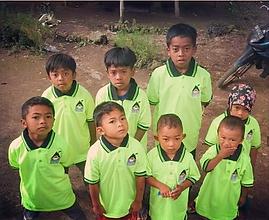 Laba Laba Boat Children School