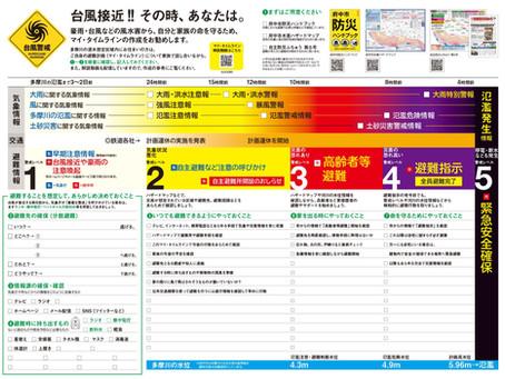 府中市版マイタイムライン2021