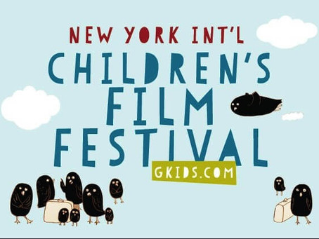 We got selected as Best of the Fest!