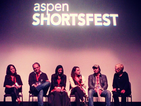 World Premiere at Aspen Shortsfest!