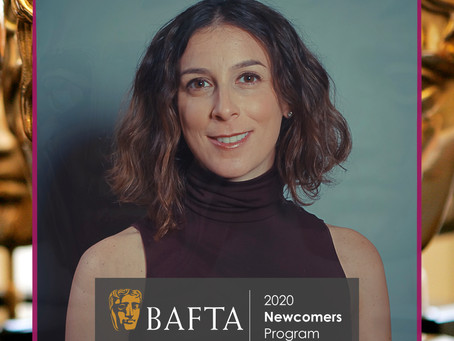 Selected for the BAFTA Newcomers Program
