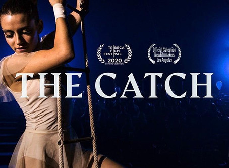 THE CATCH se lleva Premio del Ministerio de Cultura del Perú!