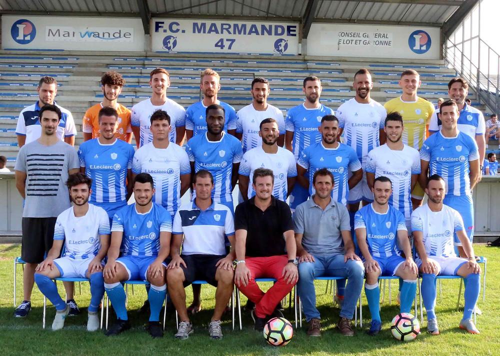 Nouvelle rencontre amicale pour les Séniors A à Arcachon , résumé du match par Jérome Lebouc .