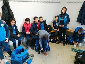 Résumé du Plateau à Casteljaloux pour nos U11 A :