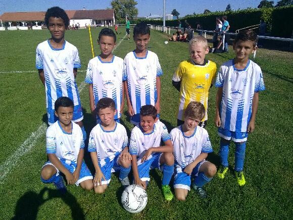 équipe U11B