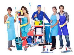 Le grand nettoyage