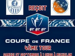 Cap sur le cinquième tour de la coupe de France :