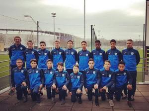 Résumé Championnat U14 R1 contre SA Mérignac :