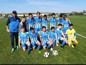 Championnat U13 Ligue contre Libourne :
