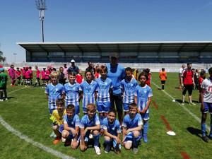 Tournoi de deux jours ce week-end à Angoulême pour les U11A :