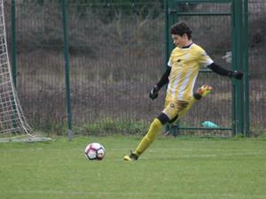 Résumé Championnat U17 R1 contre les Girondins de Bordeaux :