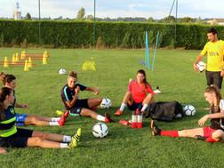 Le FC Marmande 47 et le foot Féminin