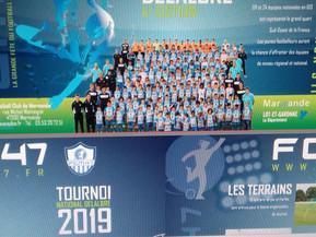 Mobilisation Générale pour notre Tournoi Nationnal Delalbre les 20 et 21 Avril 2019 pour les catégor
