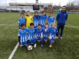 Samedi 19 Janvier, notre l'équipe U12 était en déplacement à Trélissac pour une rencontre amical
