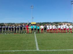 Samedi 11 Aout , le FC Marmande 47 a accueulli la rencontre entre les Girondins de Bordeaux et Rodez