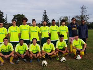 Entente Marmande/Sainte Bazeille U19 R2 :