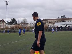 Championnat U16 R1 à Lormont :