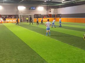 Résumé du tournoi d Angers Cholet Nantes 160 équipes réparties sur 3 sites en foot à 5 indoor sur he