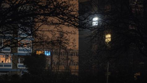 Flats At Night