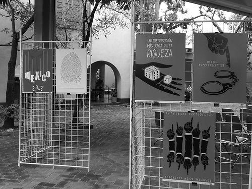 Exhibición en Casa Iteso Clavigero