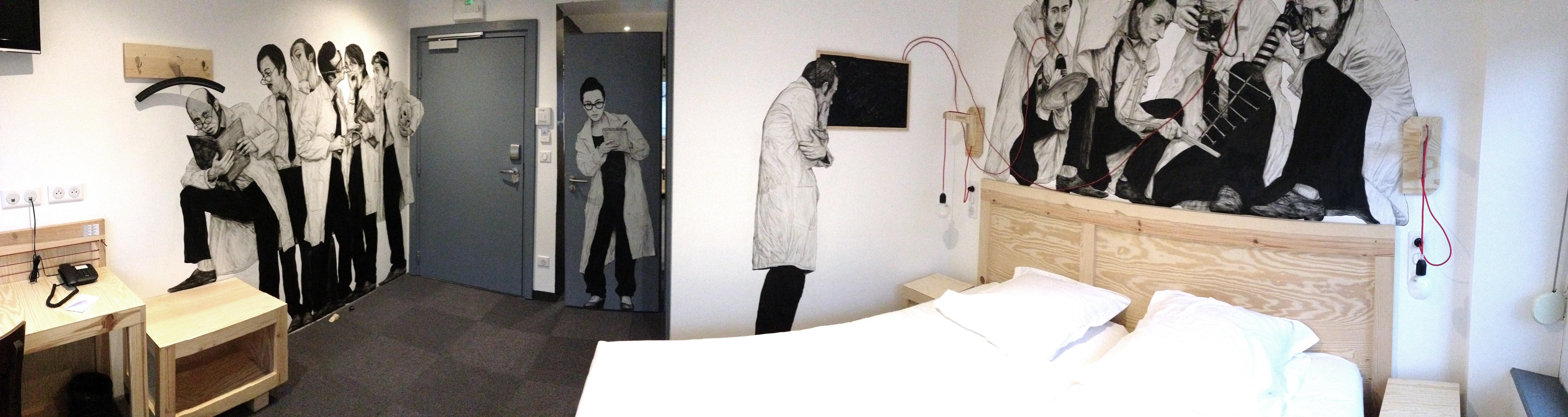 Chambre de l'hypochondrie