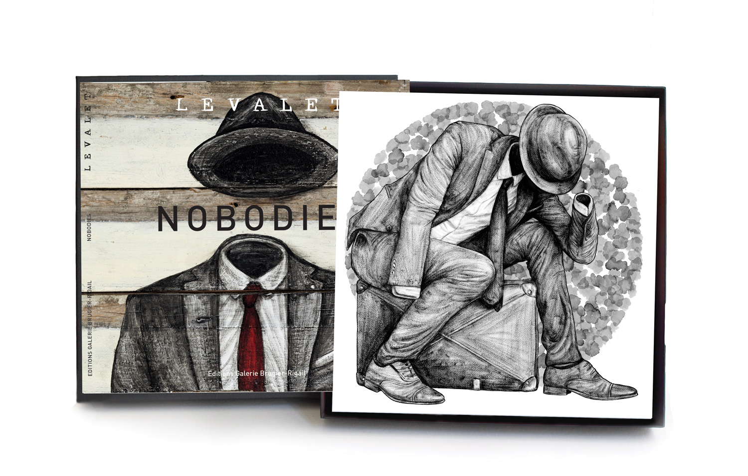 coffret - NOBODIES -