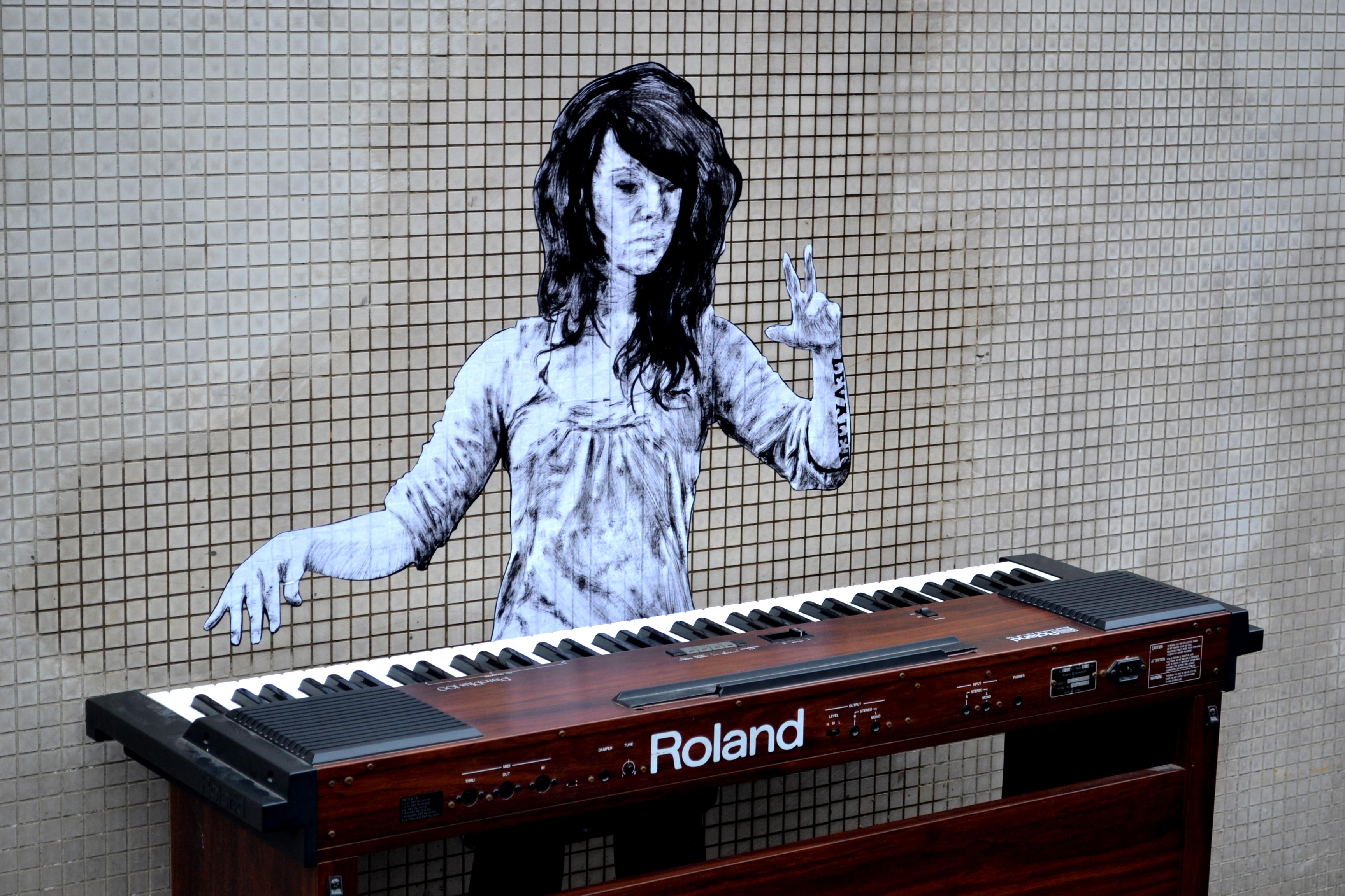 La pianiste