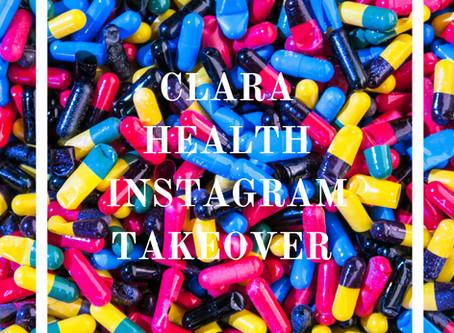 CLARA HEALTH INSTAGRAM TAKEOVER!