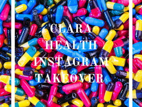 CLARA HEALTH INSTAGRAM TAKEOVER!