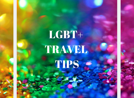 TOP 10 LGBT+ TRAVEL TIPS