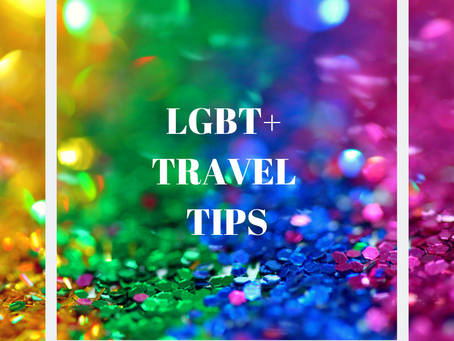 TOP 10 LGBT+ TRAVEL TIPS