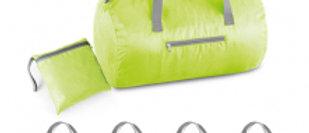 Foldable gym bag