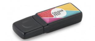 USB flash drive, 4GB