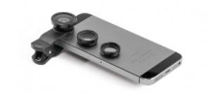 Set of universal mini lenses