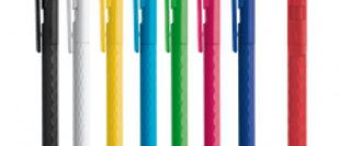 TILED. Ball pen