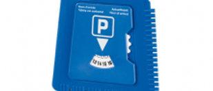 Parking label