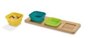 3 piece appetiser set