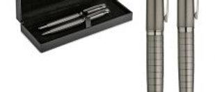 WARHOL. Roller pen and ball pen set