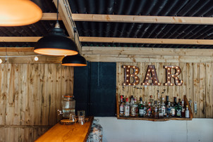 Bar at wildwood and eden