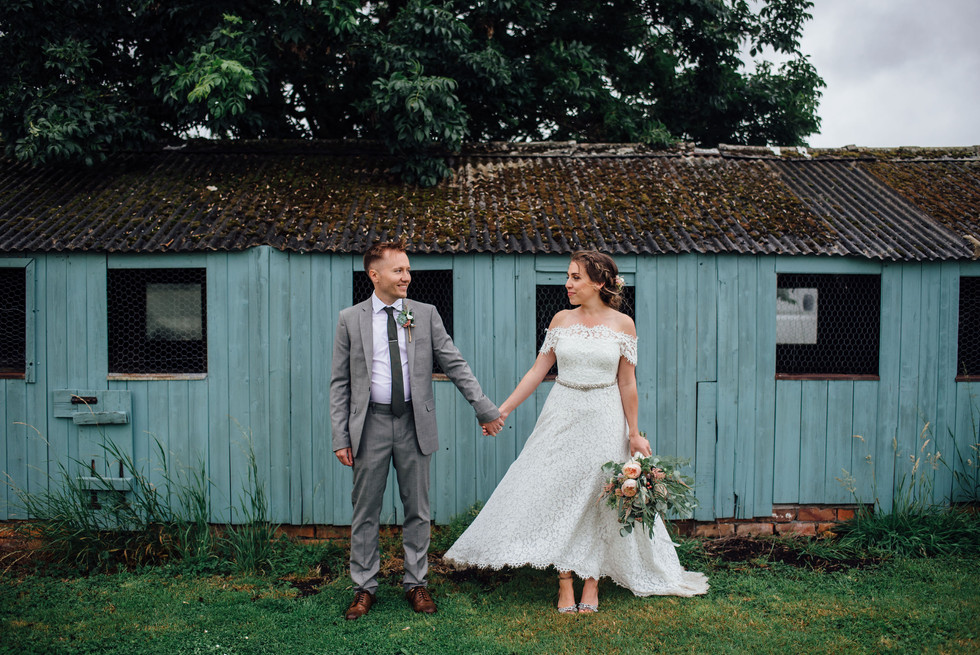 Wedding Photographers in North Yorkshire